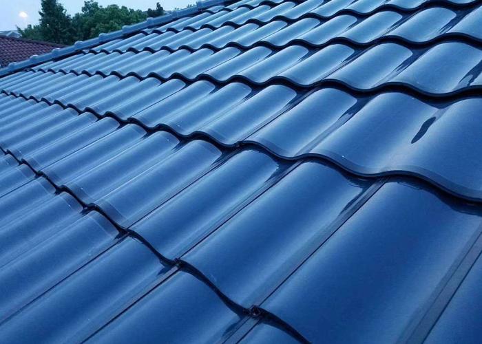 屋顶陶瓷瓦